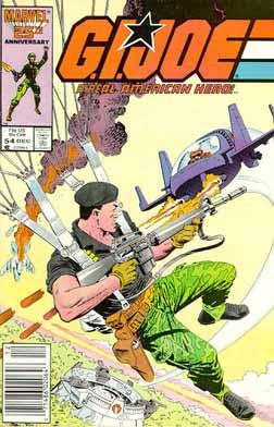 G.I. Joe A Real American Hero Vol 1 54