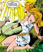Gaea (Earth-616) from Thor Annual Vol 1 11 0001