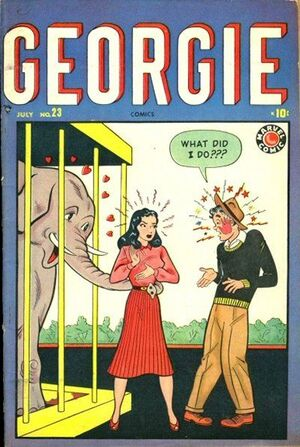 Georgie Comics Vol 1 23
