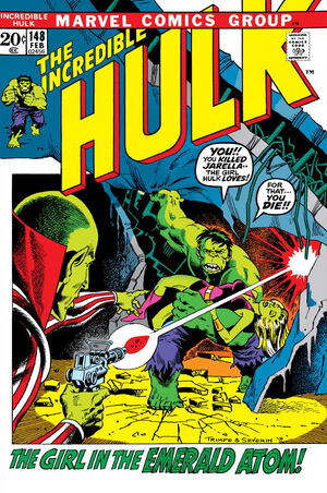 Incredible Hulk Vol 1 148