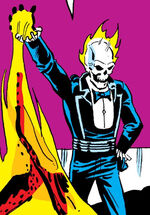 Johnathon Blaze (Earth-77640) from Fantastic Four Roast Vol 1 1 0001
