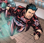 Julian Keller (Earth-616) from New X-Men Vol 2 6 0001
