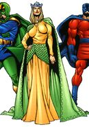 Kalthea (Earth-616) from Official Handbook of the Marvel Universe A-Z Update Vol 1 5 001