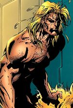 Kevin Plunder (Earth-7642) from Badrock Wolverine Vol 1 1 001