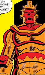 King (Robot) (Earth-616) from Incredible Hulk Annual Vol 1 9 0001