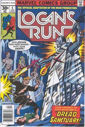 Logan's Run Vol 1 4