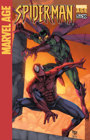 Marvel Age Spider-Man Vol 1 20