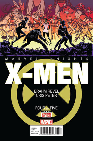 Marvel Knights X-Men Vol 1 4