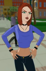 Mary Jane Watson (Earth-760207) from Spider-Man The New Animated Series Season 1 2