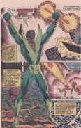 Molecule Man possesses a hobo in Micronauts Vol 1 23