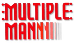 Multiple Man Vol 1 Logo