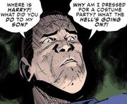 Norman Osborn (Earth-71928) from What If? The Punisher Vol 1 1 001