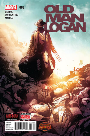 Old Man Logan Vol 1 3