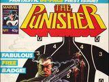 Punisher (UK) Vol 1