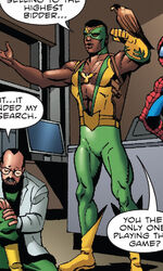 Samuel Wilson (Earth-TRN777) from King-Size Spider-Man Summer Special Vol 1 1 0001