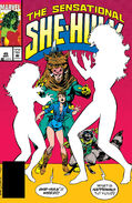 Sensational She-Hulk Vol 1 45