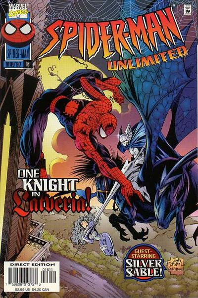 Spider-Man Unlimited Vol 1 16