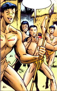 Spider-People (Natives) (Earth-93060) from Prime Vol 2 1 0001
