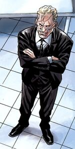 Stuart Clarke (Earth-616) from Punisher In the Blood Vol 1 3 001