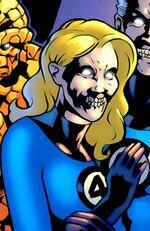 Susan Storm (Earth-21050) from Marvel Zombies Evil Evolution Vol 1 1 001