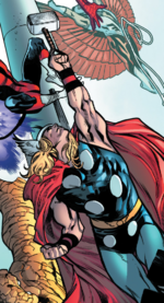 Thor Odinson (Earth-TRN755) from House of X Vol 1 2 001
