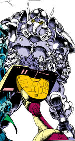 Triax (New Man) (Earth-616) from Warlock and the Infinity Watch Vol 1 5 001