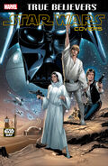 True Believers Star Wars Covers Vol 1 1