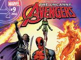 Uncanny Avengers Vol 3 9