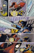 Wade Wilson and James Howlett (Earth-616) from Wolverine Annual Vol 1 1999 0001