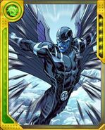Warren Worthington III (Earth-616) from Marvel War of Heroes 022