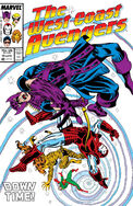 West Coast Avengers Vol 2 19