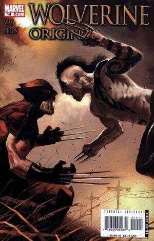 Wolverine Origins Vol 1 14