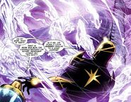 Abyss (Cosmic Sorcerer) (Earth-616) and Richard Rider (Earth-616) from Nova Vol 4 9 0001