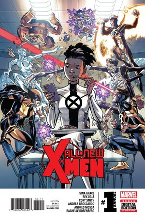 All-New X-Men Annual Vol 2 1