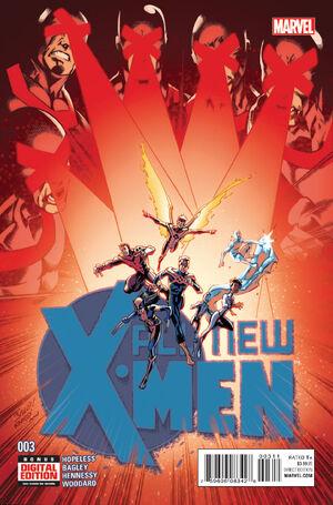 All-New X-Men Vol 2 3