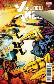 All-New X-Men Vol 2 9 Comic Con Box Variant