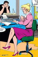 Annie Deitz (Earth-616) from Amazing Spider-Man Vol 1 299 0001