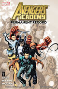 Avengers Academy TPB Vol 1 1 Permanent Record