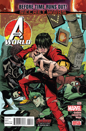 Avengers World Vol 1 20