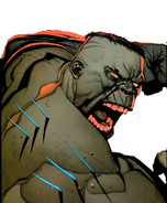 Bruce Banner (Earth-1610) from Ultimate Wolverine vs. Hulk Vol 1 3 Cover