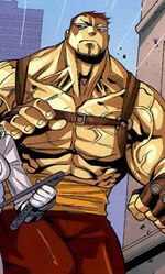 Brute (Criminal Program) (Earth-616) from Big Hero 6 Vol 1 1 0001
