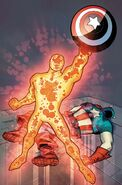 Captain America & the Korvac Saga Vol 1 3 Textless