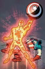 Captain America & the Korvac Saga Vol 1 3 Textless