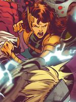 Carmella Unuscione (Earth-TRN727) from X-Men Blue Vol 1 33 001