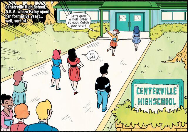 File:Centerville High School from Patsy Walker, A.K.A. Hellcat! Vol 1 10 001.jpg