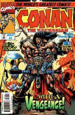 Conan the Barbarian Vol 2 1