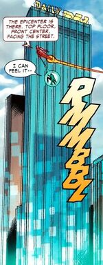 Daily Bugle (Earth-TRN207) from Amazing Spider-Man Annual Vol 1 39 001