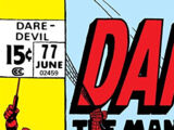 Daredevil Vol 1 77