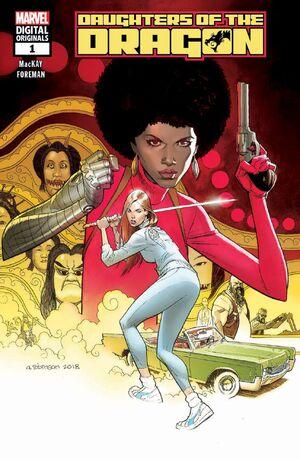 Daughters of the Dragon - Marvel Digital Original Vol 1 1