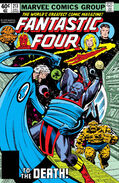 Fantastic Four Vol 1 213